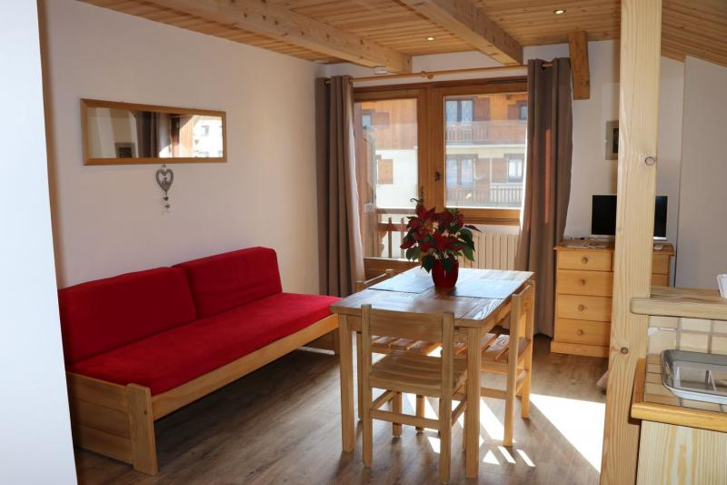 location appartement 3 personnes crest voland - Mt Bisanne (3p)
